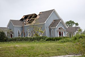 church with damaged roof Evergreen Construction Solutions 8425 Old Statesville Rd #8, Charlotte, NC 28269 (704) 609-3561