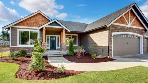 beautiful wood and stone home Evergreen Construction Solutions 8425 Old Statesville Rd #8, Charlotte, NC 28269 (704) 609-3561